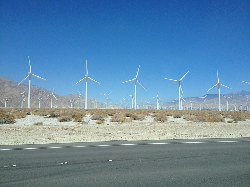 California: renewables on the frontline