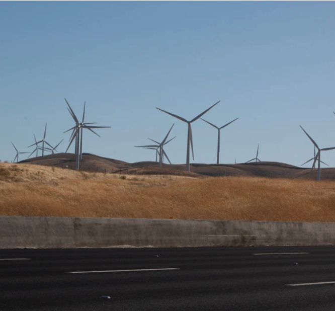 For a reliable grid, California must capture and store wind and solar energy