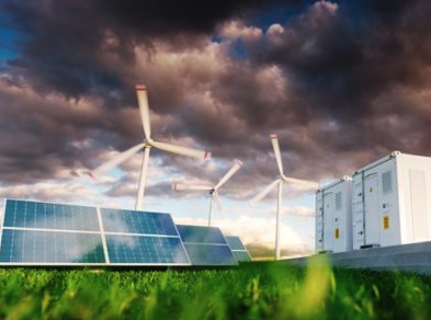 Energy storage is vital to our power grid